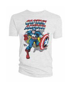 Capt. America Classic Cover T-Shirt