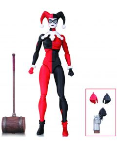 DC Icons Harley Quinn No Man's Land