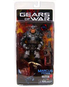 Gears of War Ser.2: Marcus Fenix