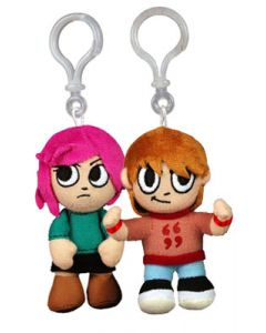 Scott Pilgrim: Ramona Plush Clip-On