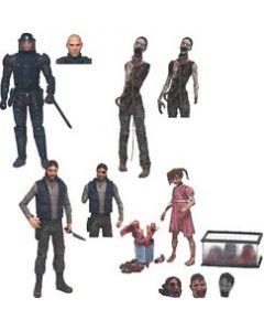 The Walking Dead Comic Glenn Riot Gear