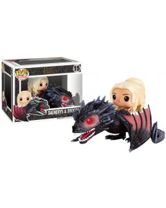 Game of Thrones Pop! Vinyl Daenerys & Drogon
