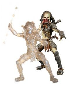 Aliens vs Predator AvP 2 Stealth Mode Predator
