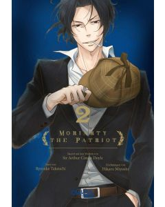 Moriarty the Patriot #02