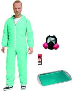 Breaking Bad Jesse Pinkman Blue Hazmat Suit