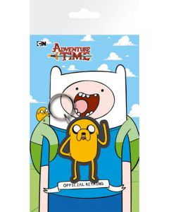 Adventure Time Jake Gummi-Schluesselanhaenger