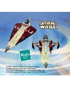 E2: Jedi Starfighter