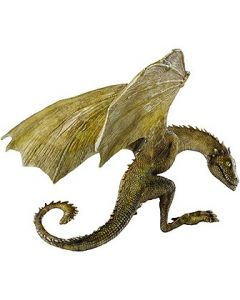 Game of Thrones Skulptur Rhaegal Baby Dragon