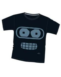 Futurama Bender T-Shirt