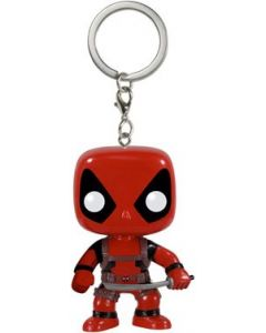 Deadpool Pop! Keychain