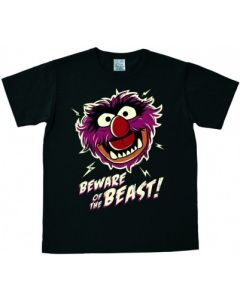Muppets Beware of the Beast T-Shirt