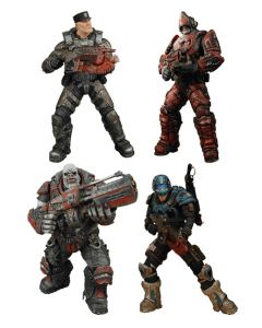 Gears of War 2 Grenadier Beast Rider