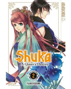 Shuka - A Queen's Destiny #02