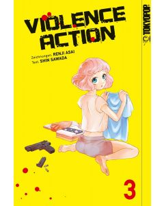 Violence Action #03
