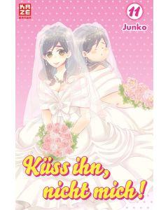 Küss Ihn, nicht mich! #11