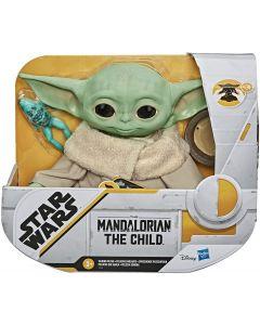 Star Wars The Mandalorian Sprechende Plüschfigur The Child / Baby Yoda