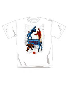 Fantastic Four T-Shirt Group