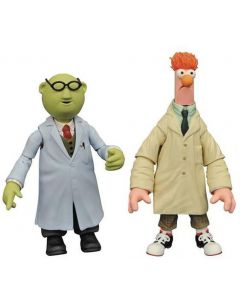 The Muppets Select Series 2 Bunsen Honeydew & Beaker