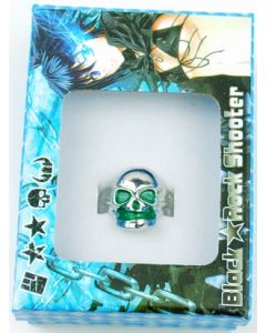 Black Rock Shooter Ring