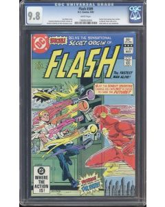 Flash (1959 1st Series DC) #309 CGC 9.8