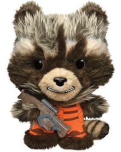 Guardians of the Galaxy Rocket Raccoon Plush
