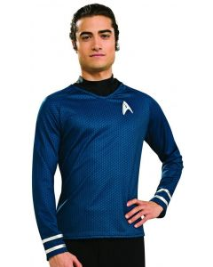 Star Trek Movie Blue Shirt Deluxe