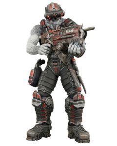 Gears of War 2 Locust Drone Grappler