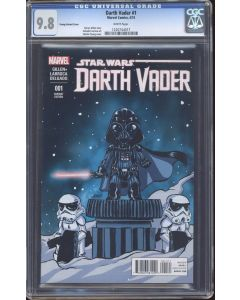 Star Wars Darth Vader (2015 Marvel) #1G CGC 9.8