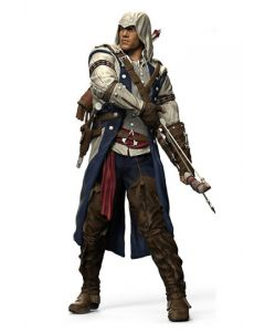 Assassin's Creed III Color Tops Connor