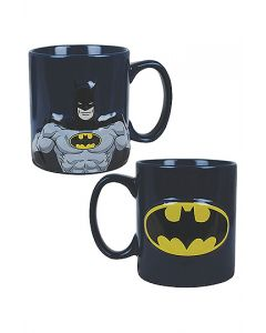 Batman Tasse 3D Batman und Logo