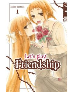 Let's Play Friendship #01