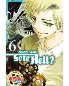 does yuki Go to Hell? #06