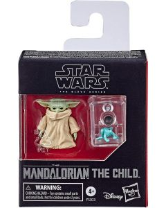 Star Wars The Mandalorian The Child / Baby Yoda 3cm Black Series