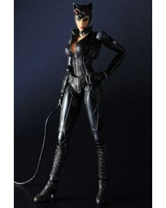 Batman Arkham City Play Arts Kai Catwoman