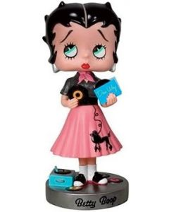 Betty Boop Fabulous Fifties Bobblehead / Wackelkopf