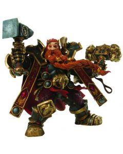 WORLD OF WARCRAFT Dwarven King Magni Bronzebeard