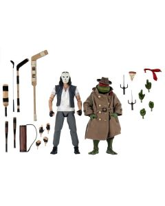 Teenage Mutant Ninja Turtles Casey Jones & Raphael NECA