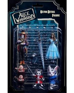 Alice in Wonderland Mini-Figurenset