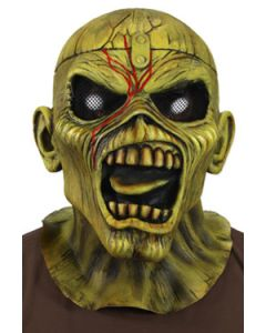 Iron Maiden: Eddie Piece of Mind Latex-Maske