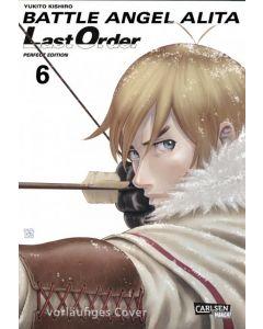 Battle Angel Alita Last Order Perfect Edition #06