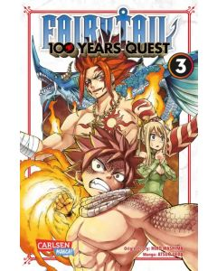 Fairy Tail  100 Years Quest #03