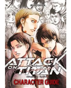 Attack on Titan Character Guide