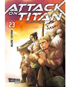 Attack on Titan #23