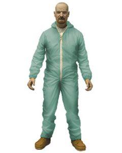 Breaking Bad Walter White Blue Hazmat Suit