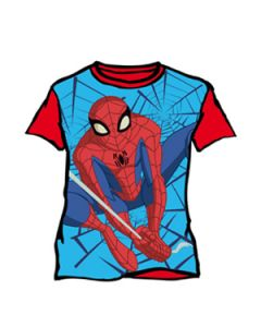 Spider-Man: Web Slinging Kids T-Shirt