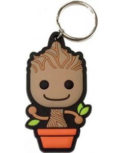 Guardians of the Galaxy Groot Gummi Keychain / Schlüsselanhänger
