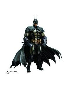 Batman Arkham Asylum Play Arts Kai Batman #2