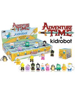 Adventure Time x Kidrobot 1.5inch Keychain Series