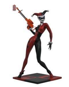 Batman The Animated Series Harley Quinn Premier Collection Resin Statue