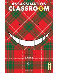 Assassination Classroom #16
